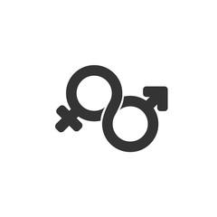 sex icon vector illustration eps10