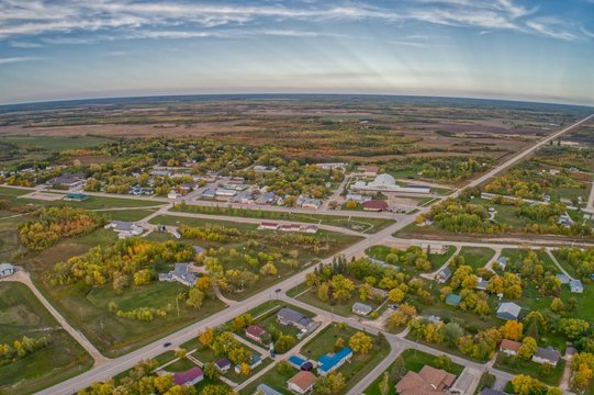 Eriksdale is a rural Farming Community in Manitoba, Canada