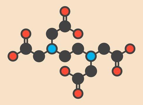 EDTA molecule