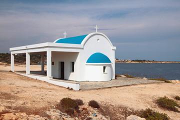 Church of Ayia Anargiri. Cape Greco, Ayia Napa, Cyprus