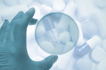 医薬品の開発イメージ