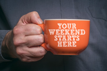 Your weekend starts here