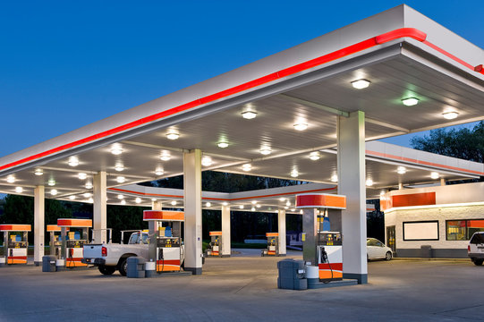 Retail Gasoline Station and Convenience Store REWORKED
