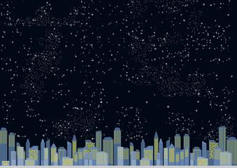 都市 夜景