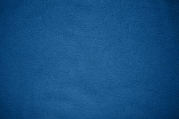 Photo sur Toile Tissu Background texture pattern Blue tone fabric.