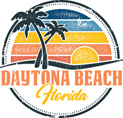 Daytona Beach Florida Spring Break Design