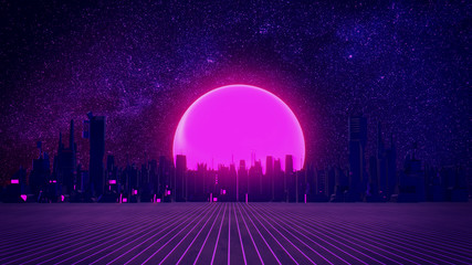Synthwave Photos Royalty Free Images Graphics Vectors Videos