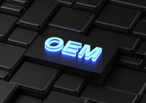 OEM acronym (Original equipment manufacturer)