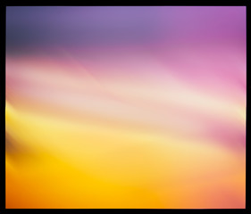 Abstract blurred color background.