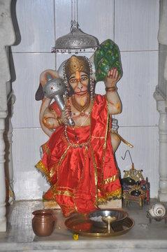 Indian Hindu God Shri Balaji Maharaj