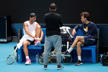 Tennis - Australian Open Previews