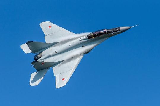 Russian Multirole Jet Fighter MiG-35