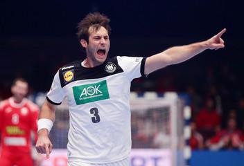 Men's 2020 EHF European Handball Championship - Main Round Group 1 - Belarus v Germany