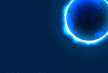 地球 地図 宇宙 背景