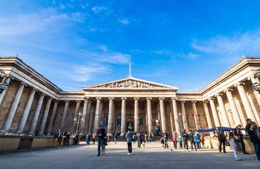 ロンドン 大英博物館 ワイド