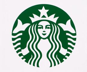 Starbucks Logo in Detail