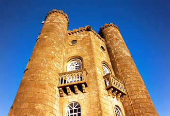 broadway tower cotswolds uk