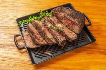 ステーキ Large American beef steak chunks