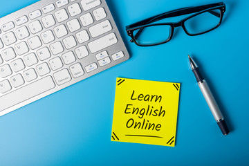 Best tip to succeed - Learn English. Online english learning program or tutorial