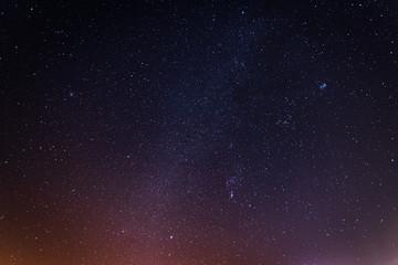 Nachthimmel Sterne