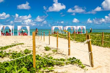 Beaches of Brazil - Maragogi - Ponta de Mangue Beach - Alagoas