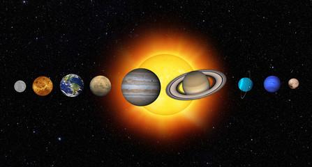 Fotomurales - Solar System