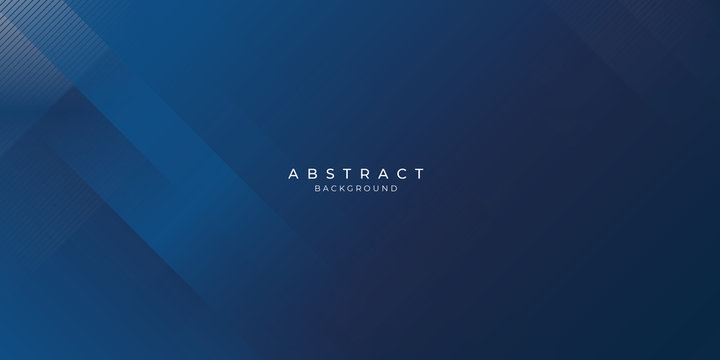 Abstract blue vector background with lines square gradation