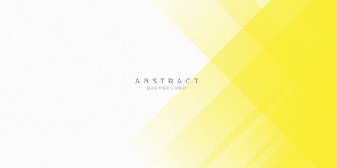 Abstract background yellow white for presentation design, banner, modern corporate concept.