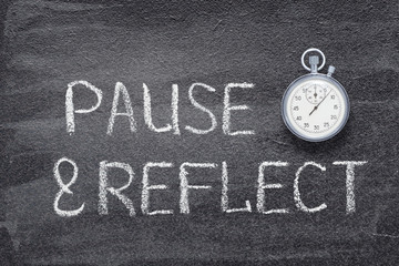 pause and reflect watch