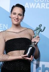 26th Screen Actors Guild Awards – Photo Room – Los Angeles, California, U.S., January 19, 2020 –  Phoebe Waller-Bridge