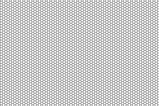 abstract background with holes