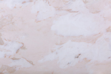 New marble background in adorable light beige color.