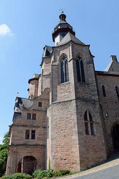 Landgrafenschloss Marburg an der Lahn