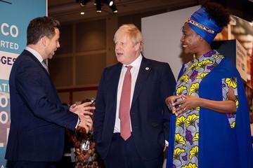 Prime Minister Boris Johnson Hosts UK-Africa Investment Summit