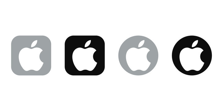 Apple - an American multinational technology company that designs and sells consumer electronics, computer software and personal computers. Kyiv, Ukraine - January 20, 2020