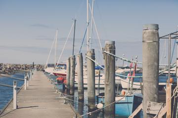 harbor background