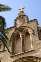 Church of Acludia, Mallorca, Spain