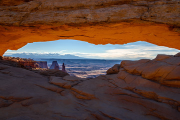 Arch in Canyonlands Nationalpark