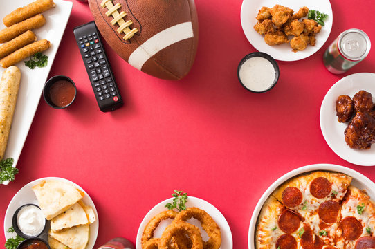 Football Game Watch Party Food