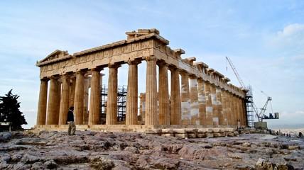 Parthenon Fototapete