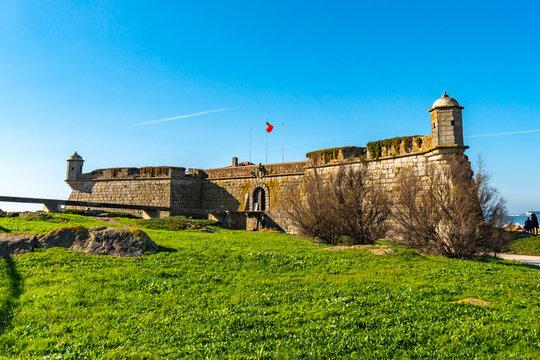 Porto Fort of Saint Francis Xavier