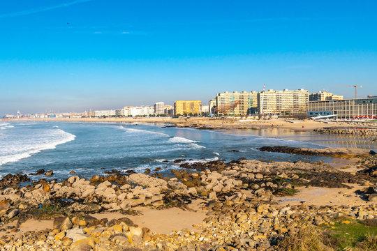 Porto Matosinhos Beach