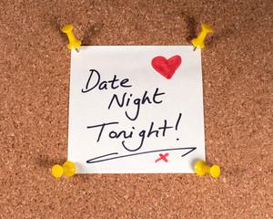 Wall Mural - Date Night