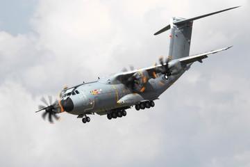A400M Atlas Anflug
