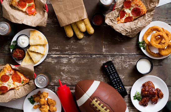 Super Bowl Watch Party Food and Appetizers
