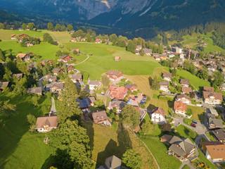Wall Mural - Grindelwald