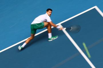 Tennis - Australian Open - Second Round
