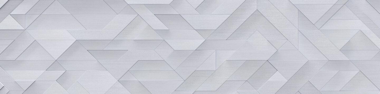 Wide High Tech Aluminium Metal Background (Website Head) (3D Illustration)