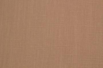 Fabric linen suit fold top view. Pink color textile