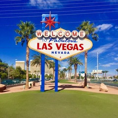 Keuken foto achterwand Las Vegas Las Vegas, Nevada